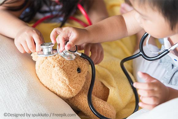 U7 Vorsorgeuntersuchung beim Baby